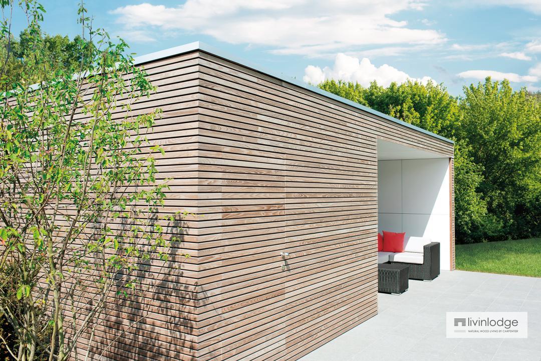 Abri de jardin moderne sur mesure livinlodge for Abri jardin sur mesure